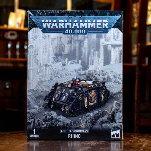 Warhammer 40K - Adepta Sororitas Rhino