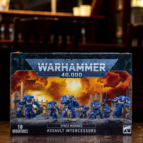Warhammer 40K - Assault Intercessors