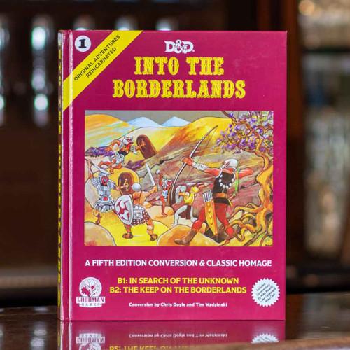 Original Adventures Reincarnated #1: Into the Borderlands