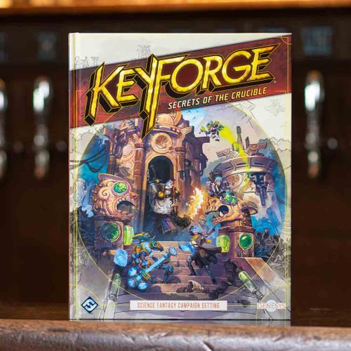 Genesys - KeyForge: Secrets of the Crucible
