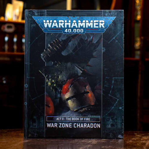 Warhammer 40K - War Zone Charadon Act II: The Book of Fire