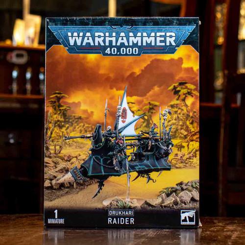 Warhammer 40K - Raider