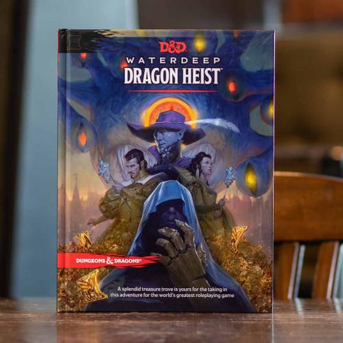 Dungeons & Dragons - Waterdeep: Dragon Heist