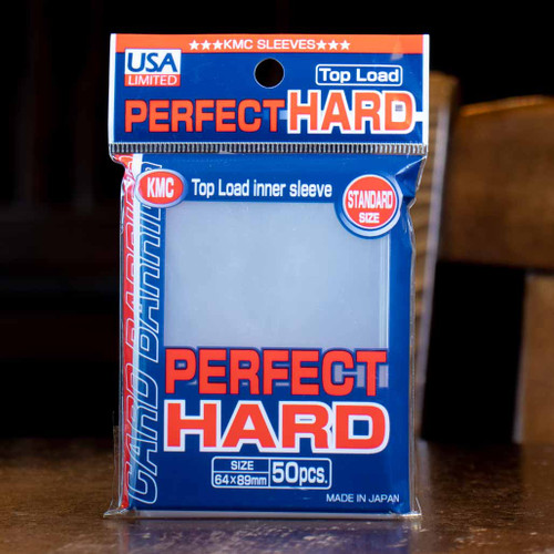 KMC Hard Perfect Fit Sleeves (50ct)