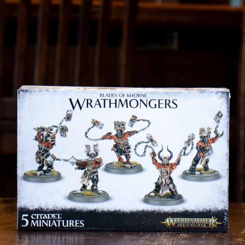 Warhammer AoS - Wrathmongers