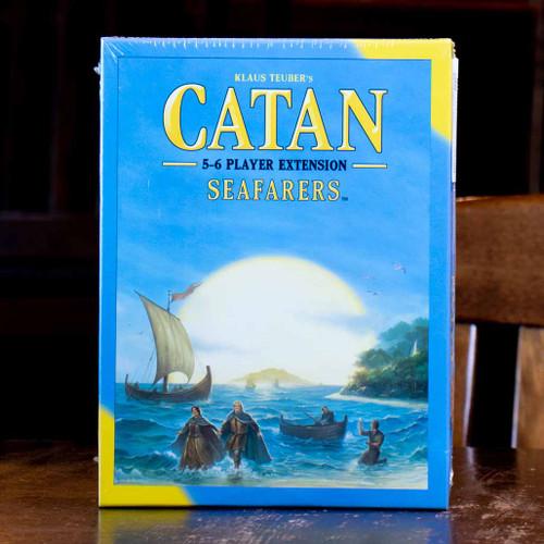 Catan - Seafarers 5-6 Player Extension