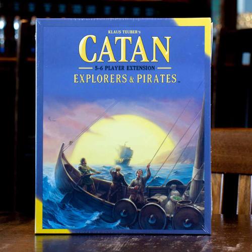Catan - Explorers & Pirates 5-6 Player Extension