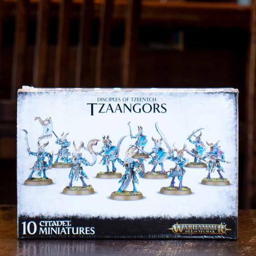 Warhammer 40K/AoS - Tzaangors