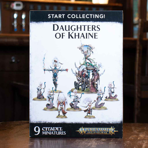 Warhammer AoS - Start Collecting! Daughters of Khaine