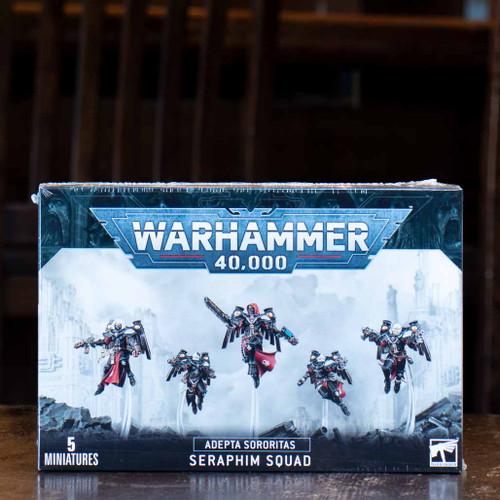 Warhammer 40K - Seraphim Squad