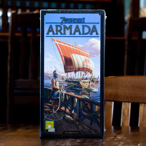7 Wonders: Armada (Second Edition)