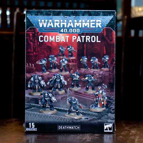Warhammer 40K - Combat Patrol: Deathwatch