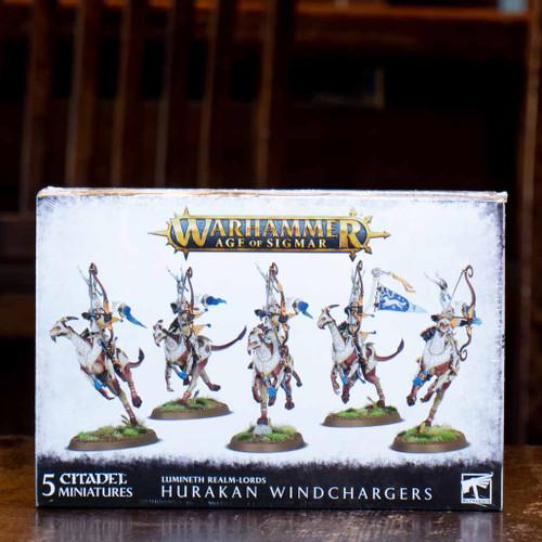 Warhammer AoS - Hurakan Windchargers