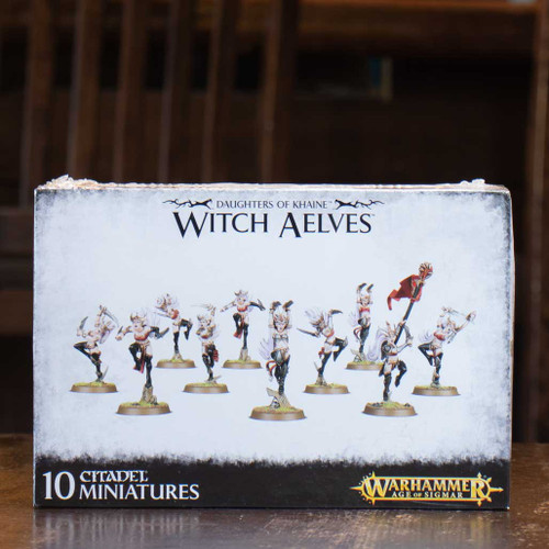 Warhammer AoS - Witch Aelves
