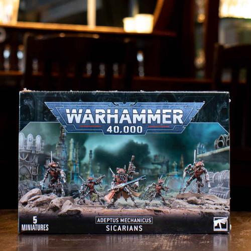 Warhammer 40K - Sicarians