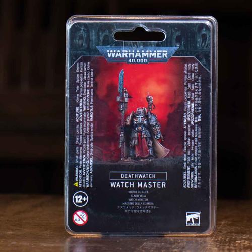 Warhammer 40K - Watch Master