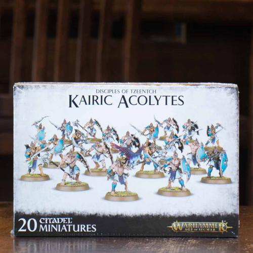 Warhammer AoS - Kairic Acolytes