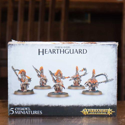 Warhammer AoS - Hearthguard