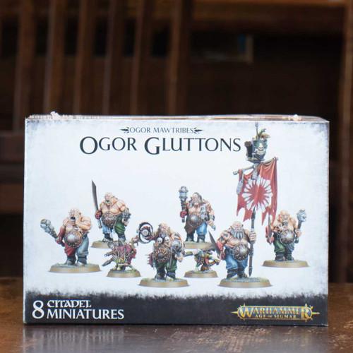 Warhammer AoS - Ogor Gluttons