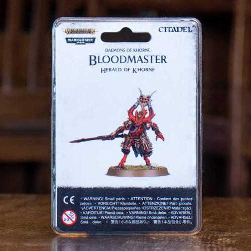 Warhammer 40K/AoS - Bloodmaster, Herald of Khorne