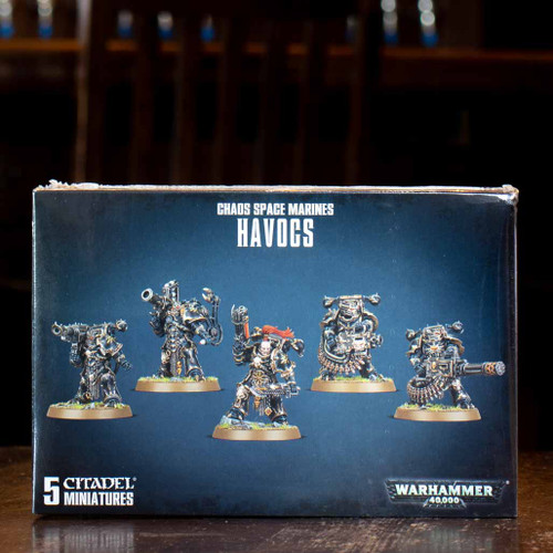 Warhammer 40K - Havocs