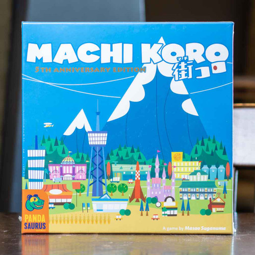 Machi Koro (5th Anniversary Edition)