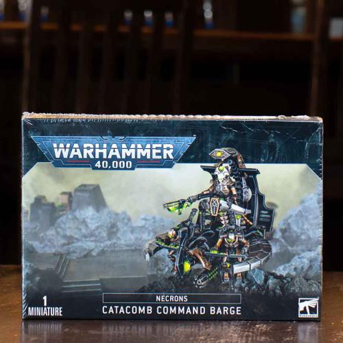Warhammer 40K - Catacomb Command Barge