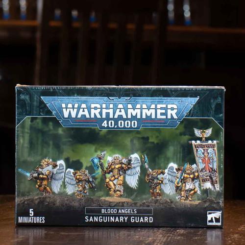 Warhammer 40K - Sanguinary Guard