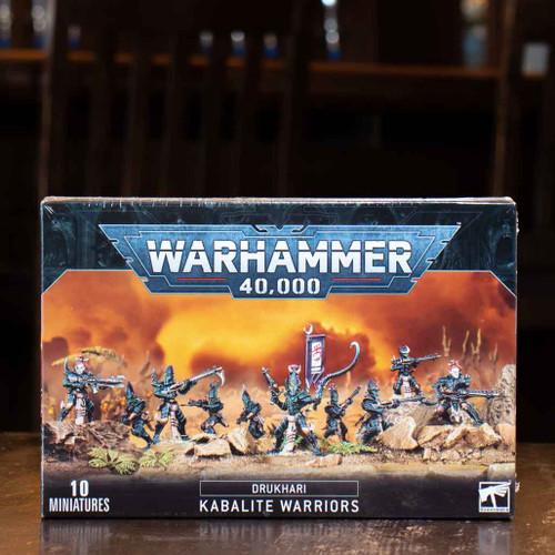 Warhammer 40K - Kabalite Warriors