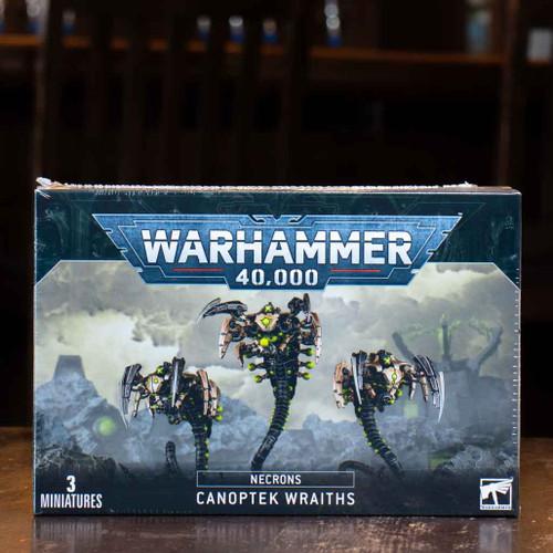 Warhammer 40K - Canoptek Wraiths