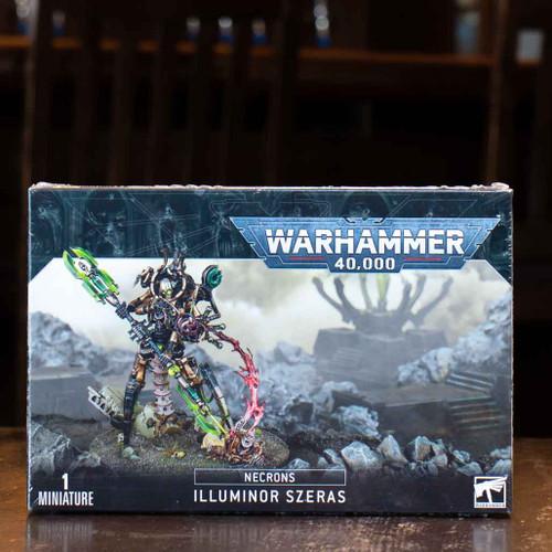 Warhammer 40K - Illuminor Szeras