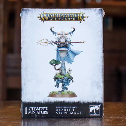 Warhammer AoS - Alarith Stonemage