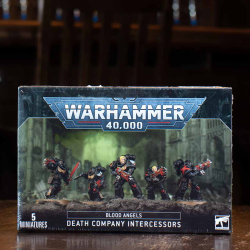 Warhammer 40K - Death Company Intercessors