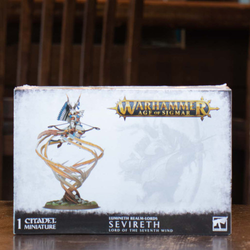 Warhammer AoS - Sevireth, Lord of the Seventh Wind