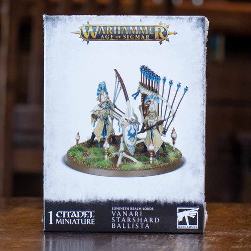 Warhammer AoS - Vanari Starshard Ballista