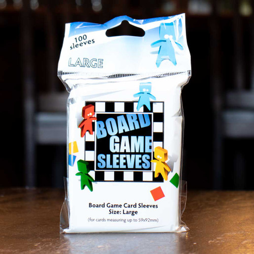 Board Game Sleeves - Large (100ct)