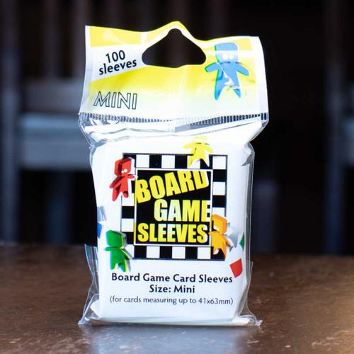 Board Game Sleeves - Mini (100ct)
