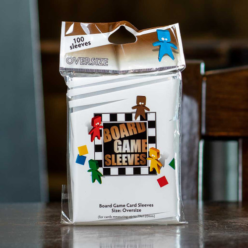 Board Game Sleeves - Oversize (100ct)