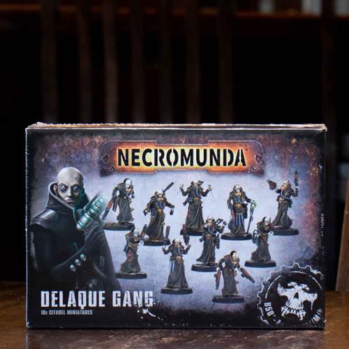 Necromunda - Delaque Gang
