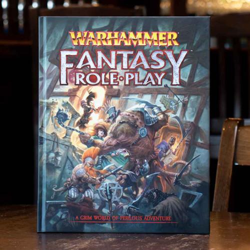 Warhammer Fantasy Roleplay - Rulebook