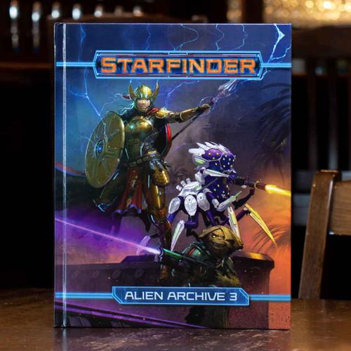Starfinder - Alien Archive 3