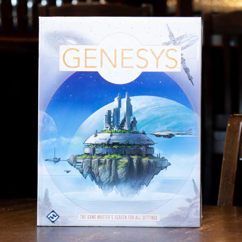 Genesys - Game Master's Screen