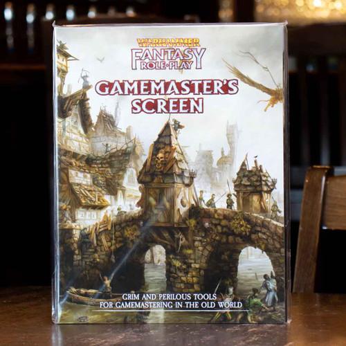 Warhammer Fantasy Roleplay - Gamemaster's Screen
