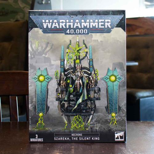 Warhammer 40K - Szarekh, The Silent King