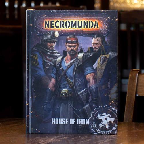 Necromunda - House of Iron