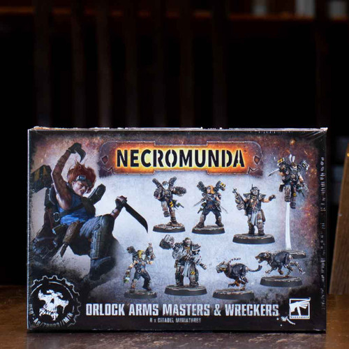 Necromunda - Orlock Arms Masters & Wreckers