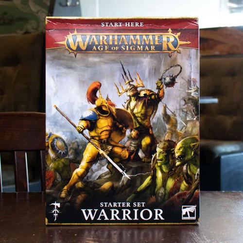 Warhammer AoS - Warrior Starter Set