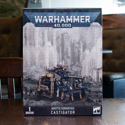 Warhammer 40K - Castigator