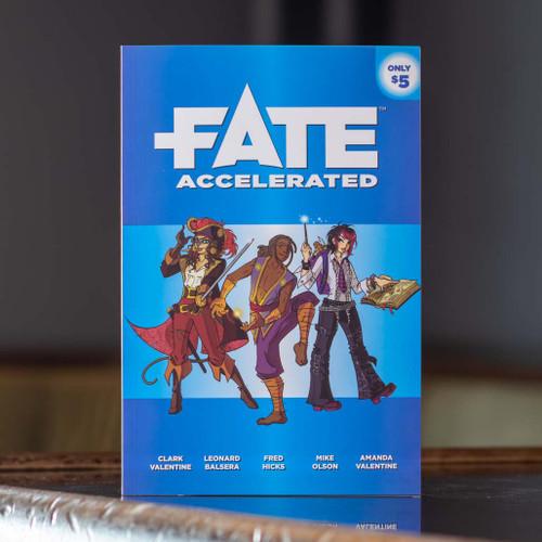 Fate Accelerated