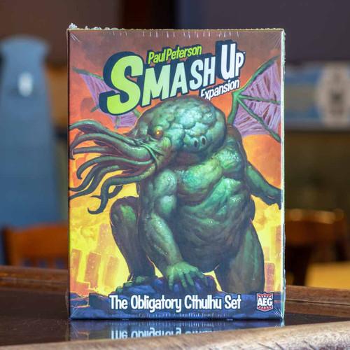 Smash Up - The Obligatory Cthulhu Set